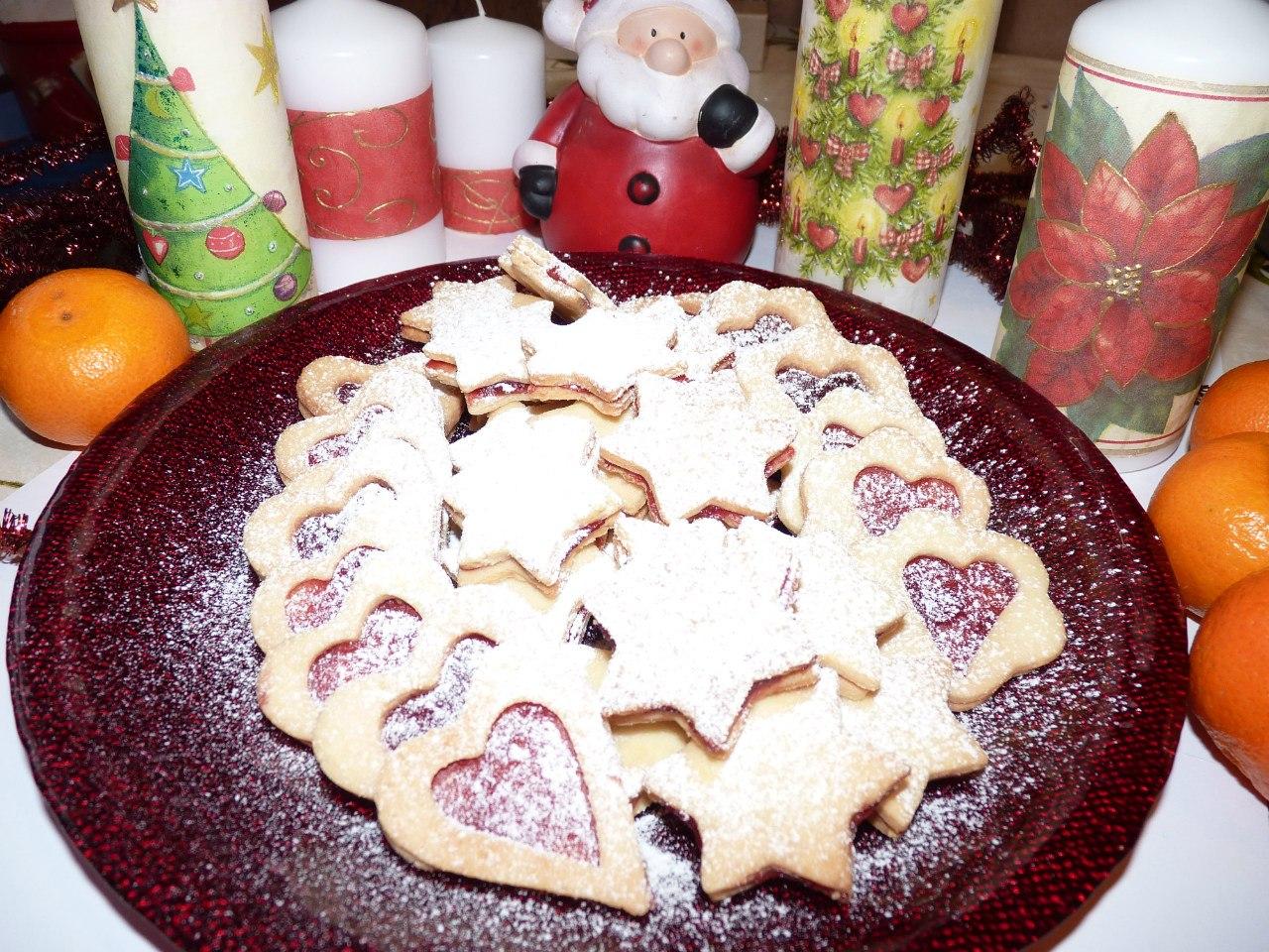 Кухня: Рождественское печенье