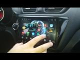 Asottu CK29060 2G android 7.1.2 car dvd player gps navigation for Kia k2 RIO