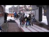 SKIBIKE on TwoowT skiboards