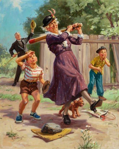Пусть ВСЕ-ВСЕ бабушки УЛЫБНУТСЯ!!!!   Сочинение третьеклассницы на тему...