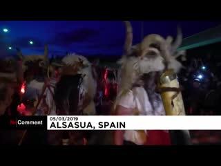 NC Языческий карнавал в Стране басков