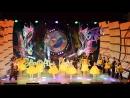 Выступление ансамбля Восторг Аксубаевской ДШИ на зональном этапе фестиваля Созвездие Йолдызлык г Чистополь