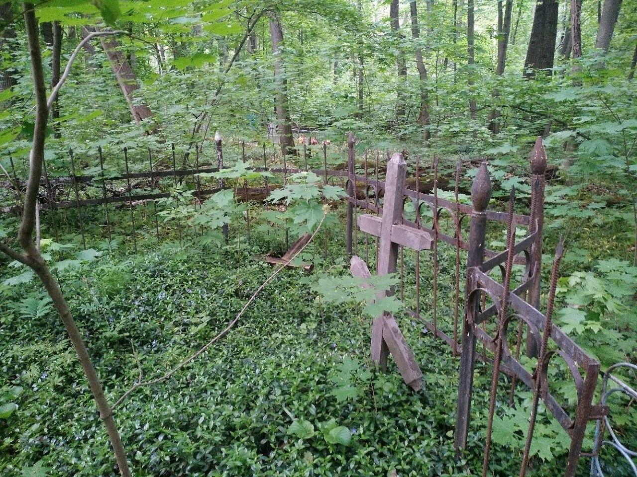 Кладбище в районе Лестеха