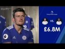Ahead of England vs Switzerland HarryMaguire takes on a ThreeLions special of the lcfc OfficialFPL challenge