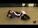 Eli Knight - Kimura to Leg Attack Transition
