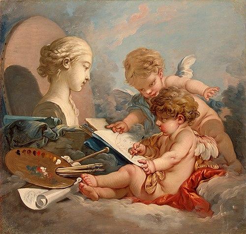 Психология искусства в картинах