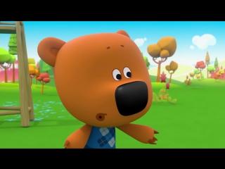 Ми-ми-мишки - Гол - Прикольные мультики про мишек для детей. Серия 28