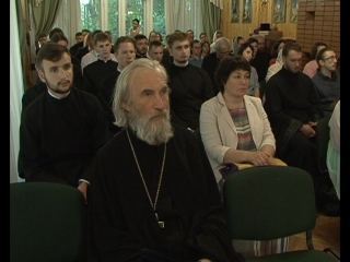 Студенты Курской духовной семинарии получили дипломы