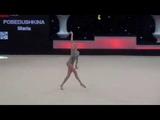 Maria Pobedushkina RUS AA ribbon Miss Valentine 2019