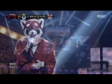 180617 King of Mask Singer. 2 round. Nell