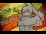 Speed - Art На листике Lololoshka [Лололошка]
