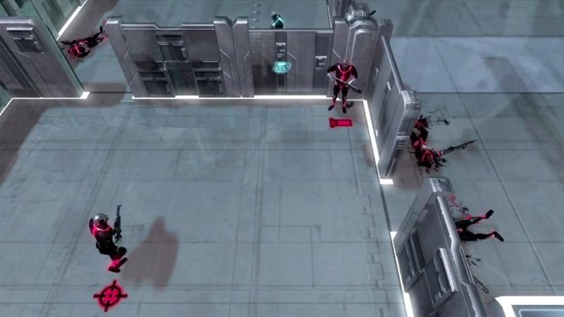Frozen Synapse Prime - Multiplayer Trailer