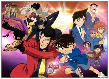 Купить постер Detective Conan