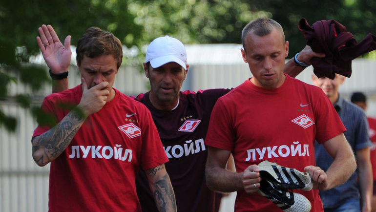 Глушаков и Ещенко по-прежнему в дубле «Спартака». Законно ли это?