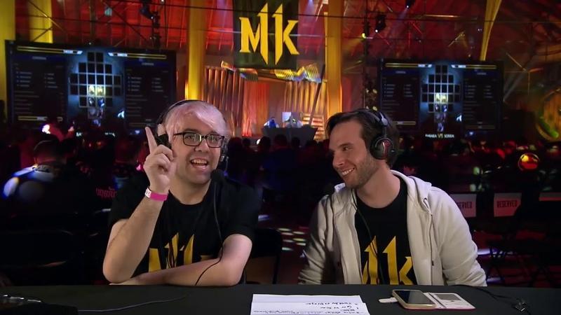 Mortal Kombat 11 Peleas de Exhibicion - SonicFox vs Tweedy