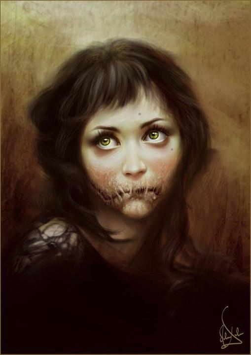 Иллюстратор Melanie Delon. - Фото № 5