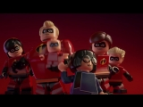 LEGO The Incredibles - Official Announce Trailer