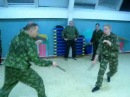 Обучение ножевому бою