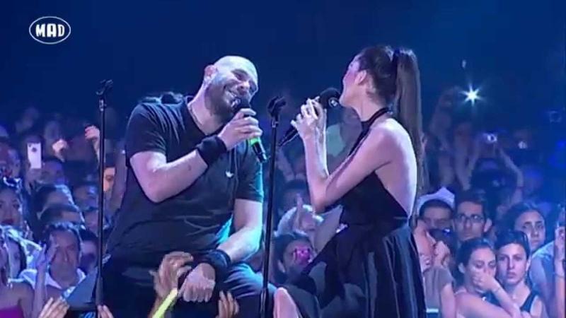 Stavento feat. Ηβη Αδάμου Κώστας Τουρνάς / Να σου Τραγουδώ - Μην της το πεις