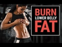 1 SECRET to Burning LOWER BELLY FAT Nutrition Workout