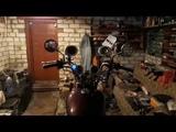 Установил китайскую музыку на мопед Kawasaki VN 750. Тест 2