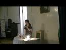 Отрывок спектакля Сны о Есенине №1