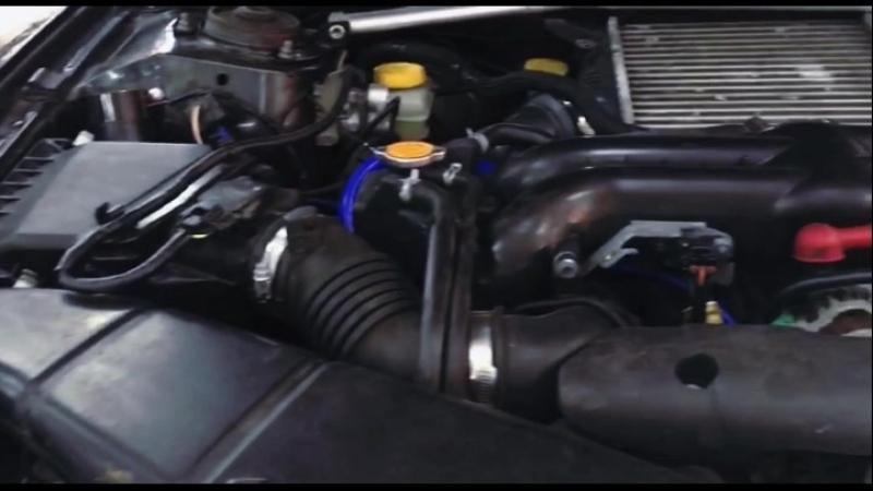 Свап c EJ204 на EJ20Y на Subaru Legacy B4 BE5.