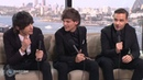 FULL INTERVIEW: One Direction Talks About The Gym, Crazy Australian Fans and LAMP MAN!