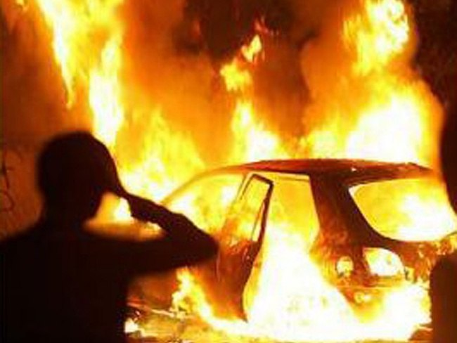 На донской трассе после взрыва в машине заживо сгорела 5-месячная девочка