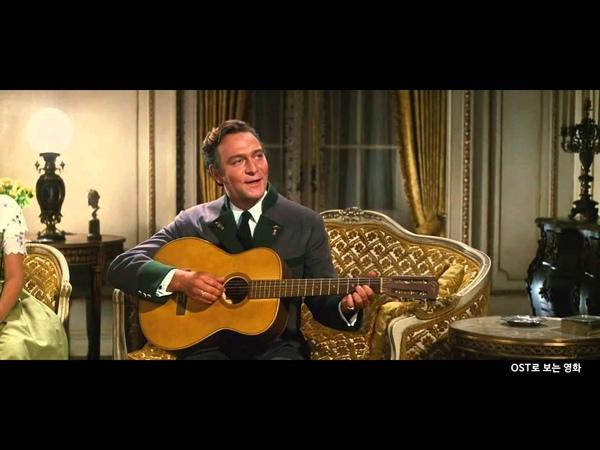 영화 사운드 오브 뮤직 OST 에델바이스 Edelweiss Christopher Plummer (1965)