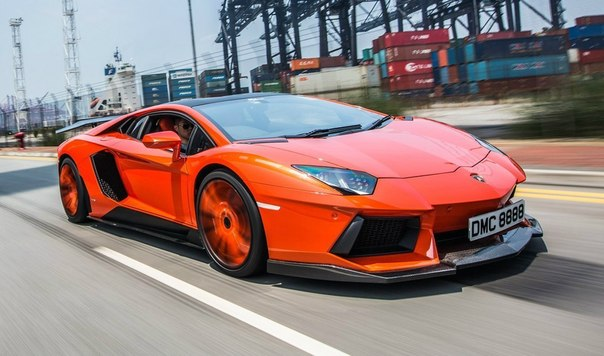 """DMC Lamborghini Aventador LP900-4 """"Molto Veloce""""   Максимальная мощность, л.с.: 900 Максимальный крутящий момент: 950 Разгон 0-100 км/ч: 2,7 Максимальная скорость, км/ч: 365"""