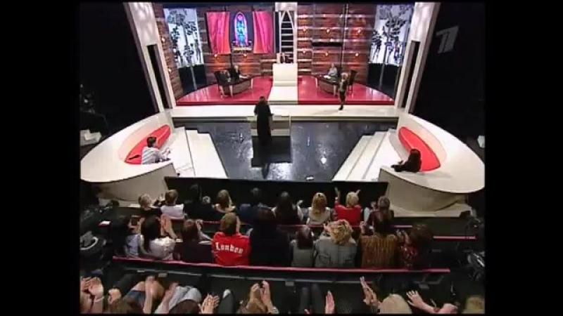 Модный приговор (Первый канал, 26.11 2007) Дело о Мерлин Монро с колхозной улицы.