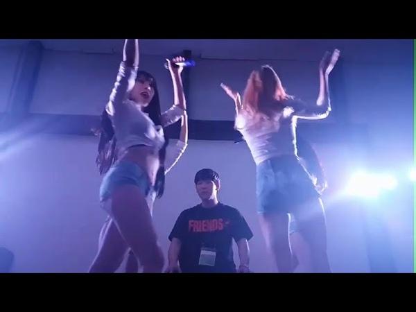 대한민국 최고 섹시 여성댄스팀 걸크러쉬 대학오티 화끈한 무대