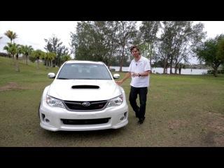 Subaru Impreza WRX STi 2013 (Español)