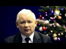 Życzenia Świąteczne Prezesa Prawa i Sprawiedliwości Jarosława Kaczyńskiego