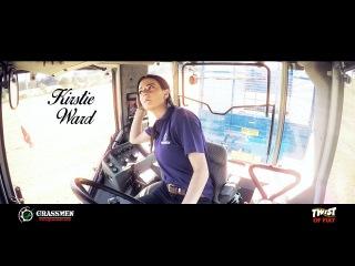 GRASSMEN - 'Twist of Fiat' ft. Kirstie Ward and our NEW GRASSWOMEN!