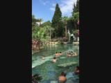 Турция бассейн Клеопатры