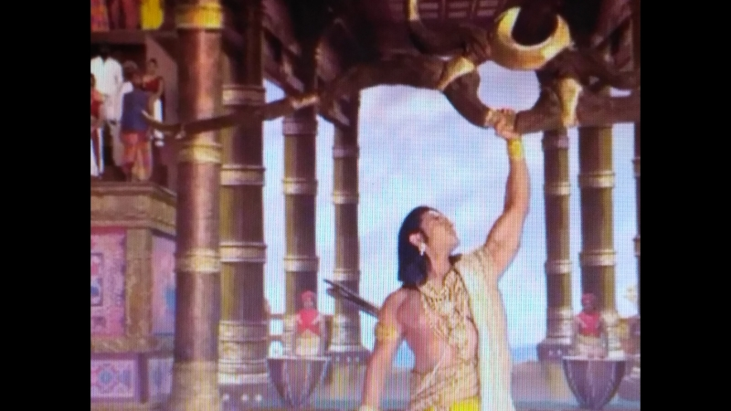Сита и Рама. Индия. Часть 2.(усечённая копия)