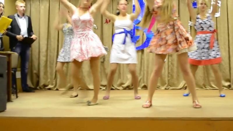 Танец Стиляги. Я люблю буги-вуги. » Freewka.com - Смотреть онлайн в хорощем качестве