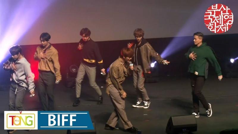 BTOB(비투비) 'MOVIE' KT-BIFF Concert Stage (무비, KT 토크콘서트 청춘해)