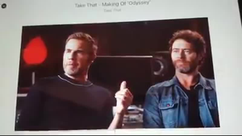 Take That The Making of Odyssey