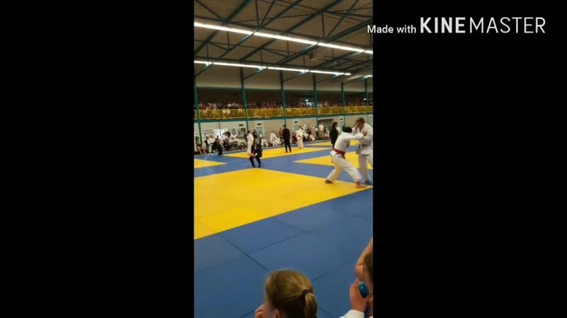 Alhamdulillah Erste Platz Friese Masters 2018 Nederlands🇳🇱🥇👍👍👌☝️