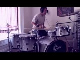 Pepe Deluxe - Go Supersonic (Drum Cover)