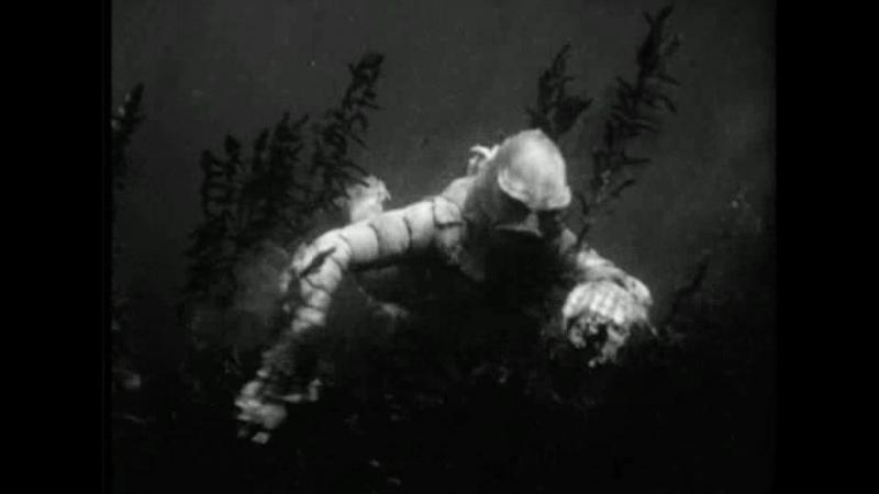 La Criatura de la Laguna Negra (La Mujer y El Monstruo) - (1954) - Spanish
