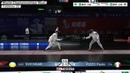 2018 242 T32 13 M E Individual Wuxi World Championships RED PIZZO ITA vs SVICHKAR UKR