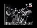 Chorus Girls Boxing
