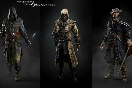 Как сделать в assassins creed 3 516