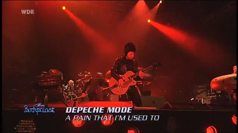 Depeche Mode - A Pain That I'm Used To live at Rock Am Ring 2006