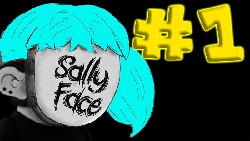 Странные соседи►Sally Face.Прохождение.1 эпизод,1 серия