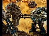 Канобу-Маяк: Warhammer Батреп 1250 очков (Тау против Космодесанта) Кампания Дамоклова Залива